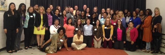 Group of HVP educators
